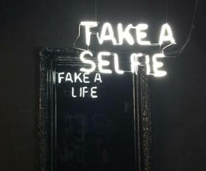 selfie, life, and quotes image