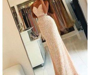 beautiful, beautiful dress, and beauty image