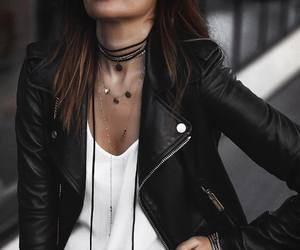 details, leather, and fashion image