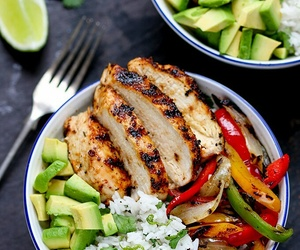 avocado, healthy food, and fitness image