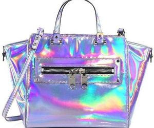 holographic, bag, and png image