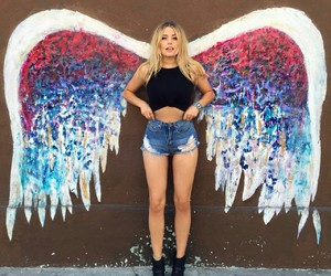 angel, wings, and 5sos image
