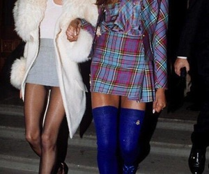 kate moss and Naomi Campbell image