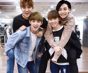 Seventeen, woozi, and mingyu image