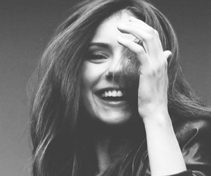 Nina Dobrev, beautiful, and smile image