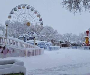 Algeria and snow image