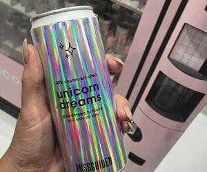 unicorn, drink, and Dream image