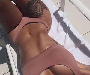 booty, inked, and summer image