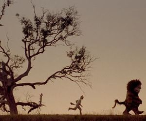 where the wild things are, monster, and movie image