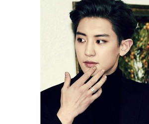exo, icon, and park chanyeol image
