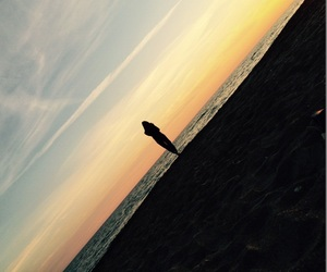 orange, relax, and seaside image