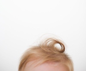 baby, cute, and hair image