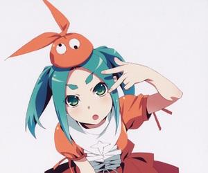 monogatari series, ononoki yotsugi, and ononoki image