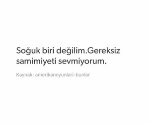 tumblr, turkiye, and sözler image