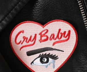 crybaby and eyes image