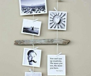 diy, photos, and decor image