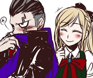 sonia nevermind, danganronpa, and sdr2 image