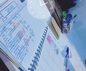 organize, planner, and study image