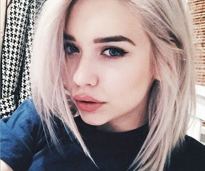 girl, amanda steele, and hair image