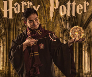 cosplay, harry potter, and ‎osric chau image