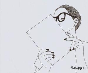 art, draws, and nice image
