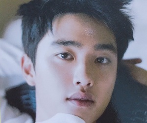 exo, exo-k, and do kyungsoo image