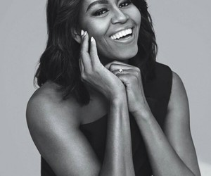 beautiful, michelle, and michelle obama image