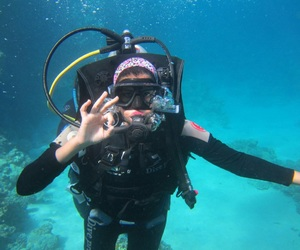 diving, egypt, and مصر image