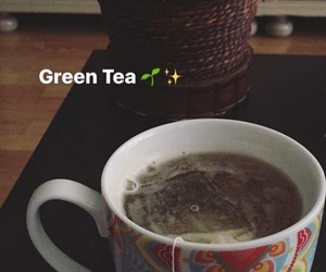 green tea, lovely, and snaps image