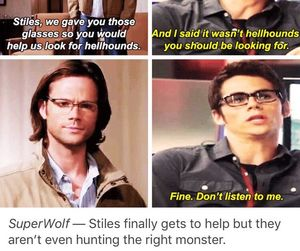 sam winchester, crossover, and supernatural image