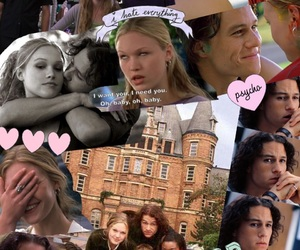 10 things i hate about you, 80's, and 90's image