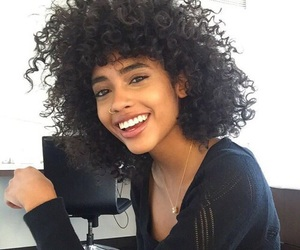 hair, beauty, and smile image