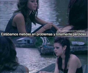 frases, frases en español, and problemas image