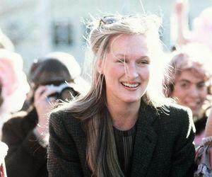 meryl streep, actress, and beautiful image