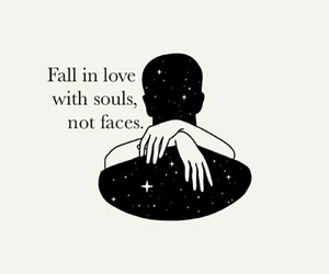 soul, love, and faces image