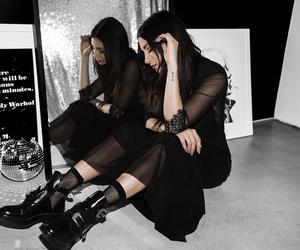fashion blogger, photoshoot, and studio 54 image