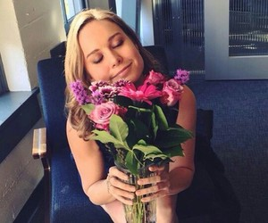 beautiful, flowers, and brie larson image