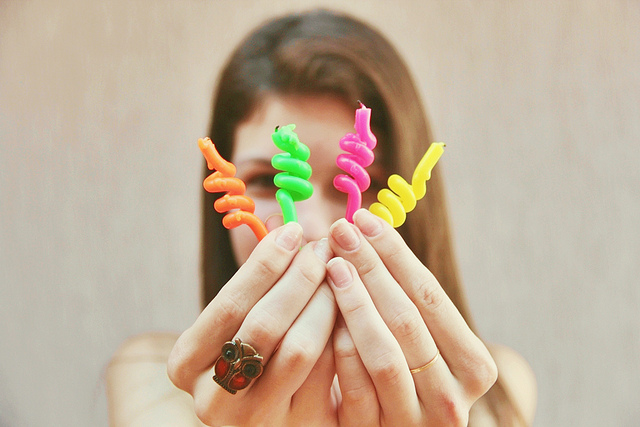color, colors, and nails image
