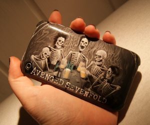 a7x, avenged sevenfold, and awesome image