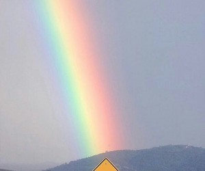 alternative, rainbow, and soft image