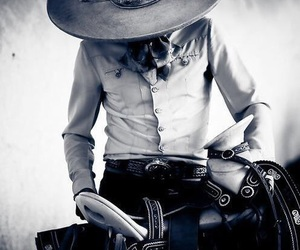 mexico, charro, and horse image