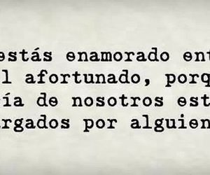 love, frases, and in love image