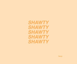 shawty and yeezy image