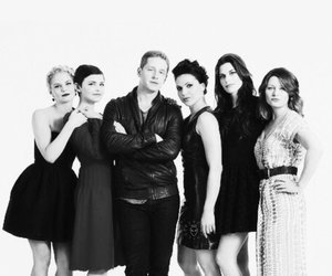 once upon a time, Emilie de Ravin, and ginnifer goodwin image