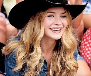 Cowgirl, country girl, and britt robertson image
