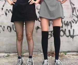 grunge, style, and black image