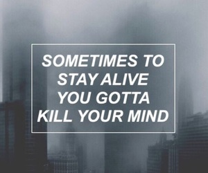 quotes, Lyrics, and twenty one pilots image