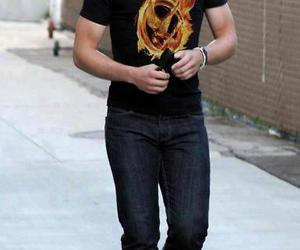the hunger games and josh hutcherson image