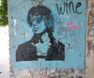 graffiti, julian casablancas, and the strokes image