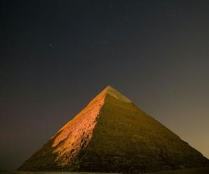 egipto and piramide image